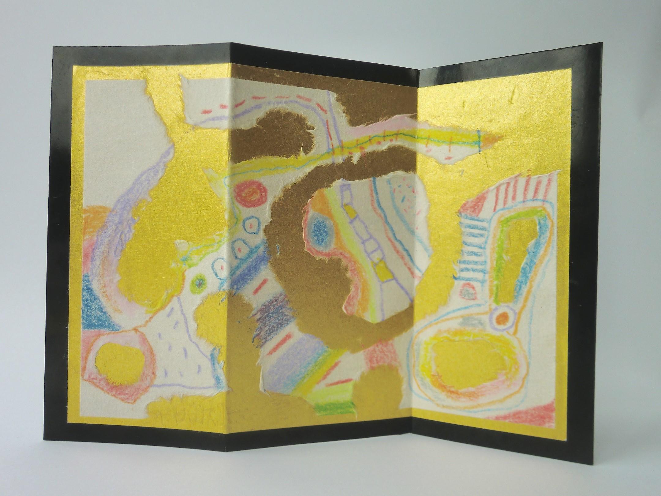 色鉛筆No.49「金色屏風絵」.jpg